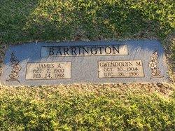 James Andrew Barrington