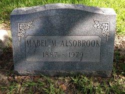 Mabel M. Alsobrook