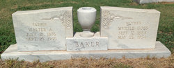 Walter A Baker