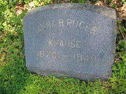 Anna B <i>Ruger</i> Krause