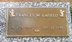 Frances M. Lafield