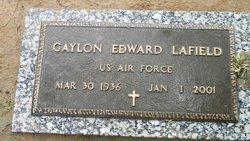 Gaylon Edward Lafield