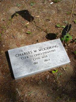 Charles W Woodring