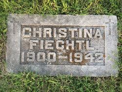 Christina <i>Savant</i> Fiechtl