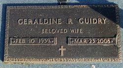 Geraldine Roy Guidry