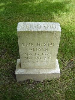 Erik Gustaf Alhsen