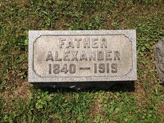Alexander McConnell