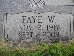 Faye Waneta <i>Miller</i> Beach