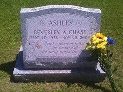 Beverley Ann Bev <i>Chase</i> Ashley