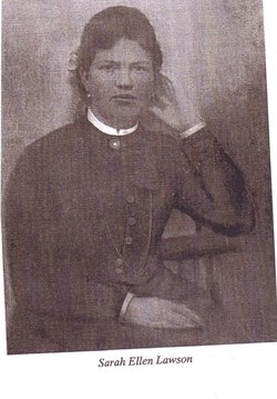 Sarah Ellen <i>Lawson</i> Bagley