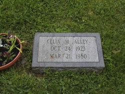 Celia Myrtle Sal <i>Foss</i> Alley