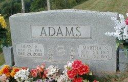 Dean Amos Adams