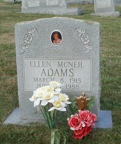 Ellen McNeil Adams