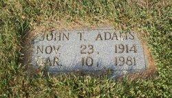 John Tillman Adams