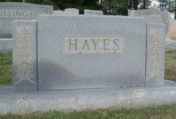 Grady Thomas Hayes