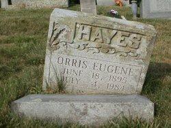 Orris Eugene Hayes
