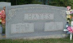 Lura Jane <i>Ward</i> Hayes