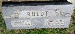 Nancy Ethel Nannie <i>Ward</i> Boldt