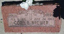 Cora E <i>Cadwalader</i> Brewer