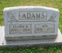 Esther B. <i>Still</i> Adams
