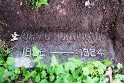 John Graham Huntington, Jr