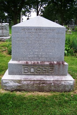 Henry Peter Bosse