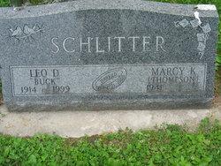 Leo D Buck Schlitter