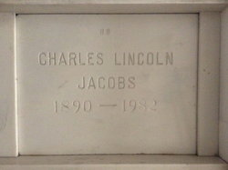 Charles Lincoln Jacobs