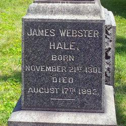 James Webster Hale