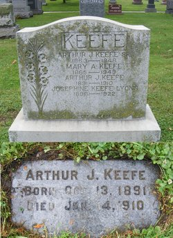 Josephine Margaret <i>Keefe</i> Lyons