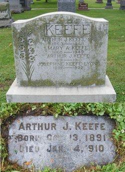 Arthur J. Keefe, Jr