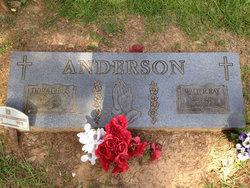 Dora Faye <i>Gibbs</i> Anderson