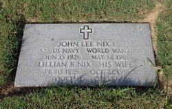 John Lee Nix
