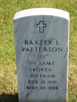 Baxter L Patterson