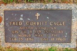Fred Corbitt Cagle