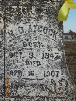 Mary Dallas <i>Potts</i> Aycock