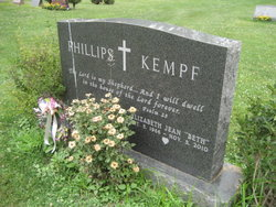 Mrs Elizabeth Jean Beth <i>Phillips</i> Kempf