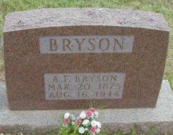 Arthur Fulton Sylvester Bryson