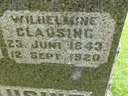 Wilhelmine Clausing