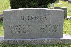 Norman Norwood Asa Burnes, Jr