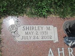 Shirley Mae <i>Peters</i> Ahrens