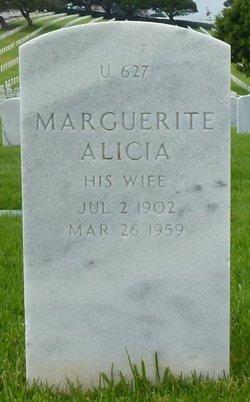 Marguerite Alicia Abbott