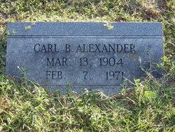 Carl B Alexander