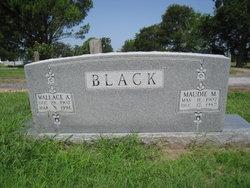 Maudie Mae <i>Boring</i> Black