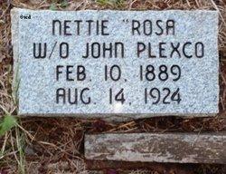 Nettie 'Rosa' Plexco