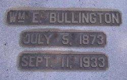 William Emmett Bullington