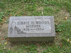 Sibbie Dee <i>Grimes</i> Woods