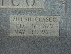 Zellah <i>Glasco</i> Carico