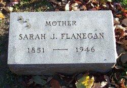 Sarah Jane <i>McKinney</i> Flanegan