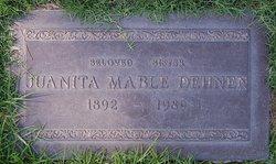 Juanita Mable <i>Harney</i> Dehnen